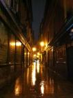 Verlaten straten