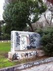 Overduidelijk vandalisme