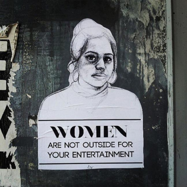 womanarenotoutsideforyourentertainment