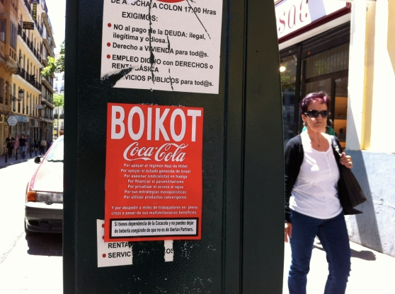 boicot cola