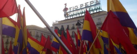 De vlaggen van de republiek waren volop aanwezig afgelopen dagen.